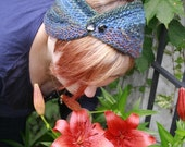 Knitting Pattern- Glamour Girl Anyway Accessory- PDF download