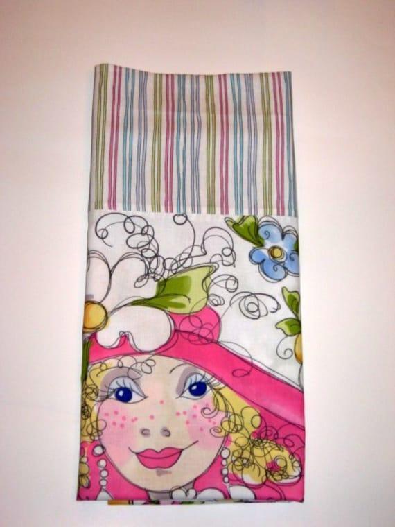 Belles of the Ball Pillowcase, Loralie Designs Fabrics