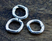 Jump Rings O Rings Streling Silver