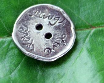 Artisan Little Button clasp /TB30