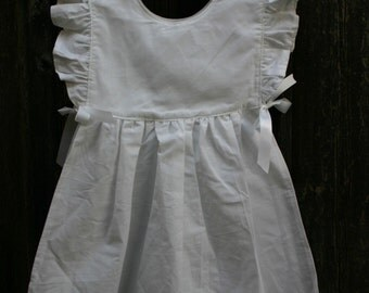 Girl's Pinafore Apron