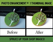 Shop Enhancement--Photo Manipulation -Thumbnail images of First Shop Page