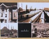 Merhaba - Golden Istanbul Notecard