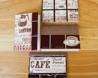 Caffeine-Fix Notecard Set