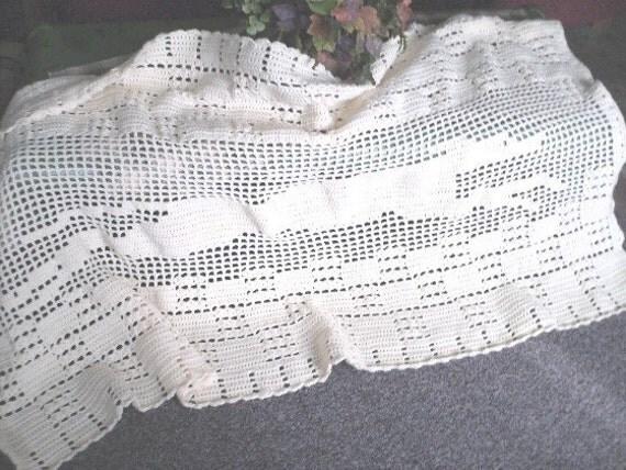 AerieDesigns GREYHOUND AFGHAN Crochet Pattern PDF File