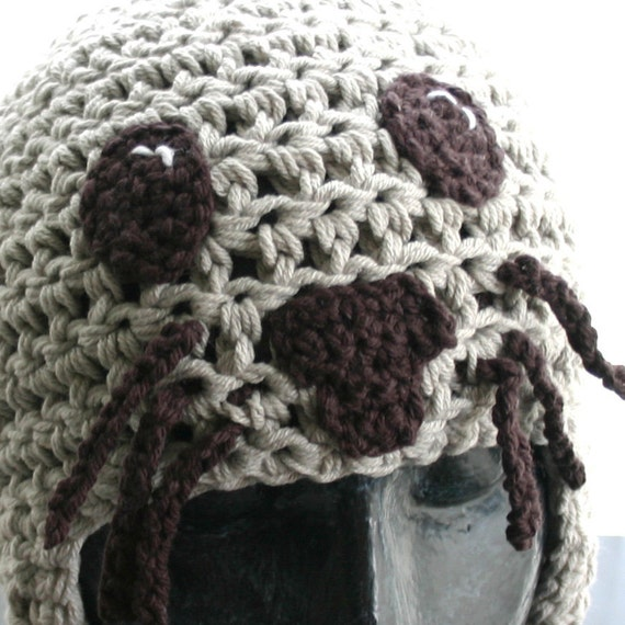 Seal Hat with Ear Flaps