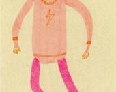 Wonderful Sprinter - Illustration