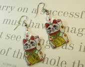 Maneki Neko (Fortune Cat) - FREE USA SHIPPING