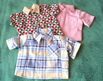 Doll Clothes  Doll Summer Shirts fits 18 inch doll