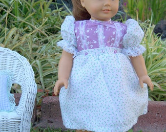 Mini Blossoms Doll dress fits 18 inch doll
