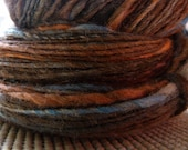 Accidently in love - handdyed handspun merino yarn