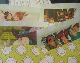Peter Pan envelopes