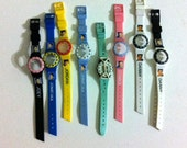 vintage 1990s New Kids On The Block Changable Bands Watch