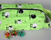 Sheep in the Meadow Box Bag