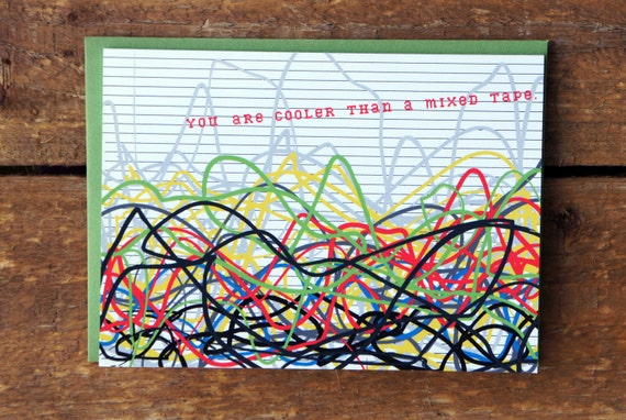 Mixed Tape Cards