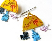 Vintage Vacation Earrings