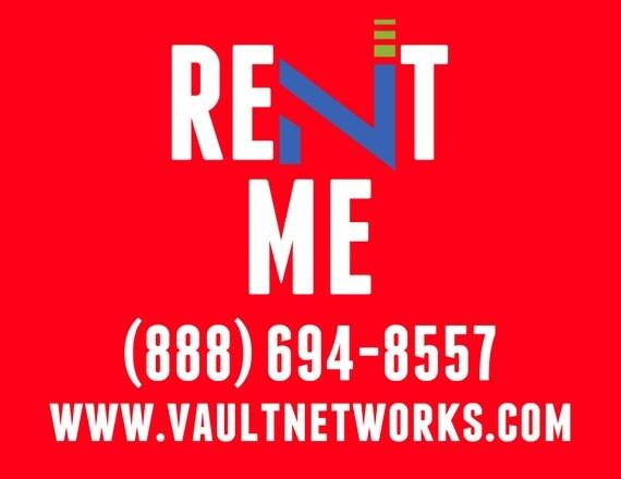 RESERVED FOR VAULTNETWORKS--Five custom stickers