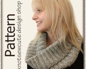 Boyfriend Cowl - Crochet Pattern (PDF) - INSTANT DOWNLOAD