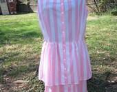 sale. bubblegum party dress.