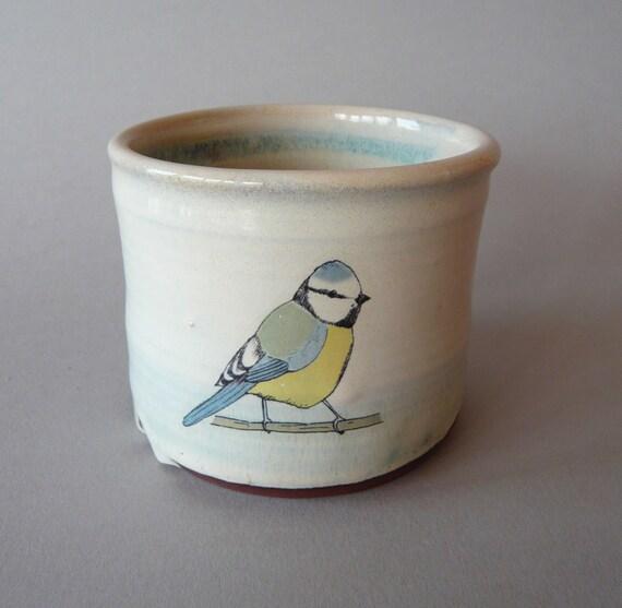 Blue tit cup