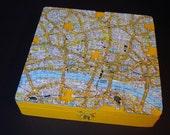 London Jigsaw Puzzle Map Box
