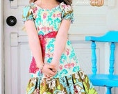 Pink Fig, The Lily Top Sewing Pattern--FREE SHIPPING