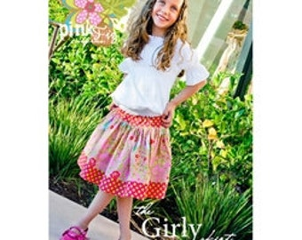 Pink Fig The Girly Skirt No. 4  Sewing Pattern--FREE SHIPPING