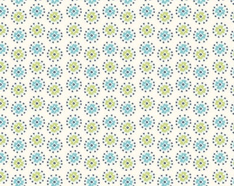 Riley Blake Dress Up Days Jacks Cream Fabric, 1 yard