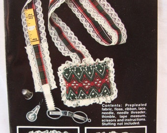 Vintage kit for smocking - CLOSE-OUT