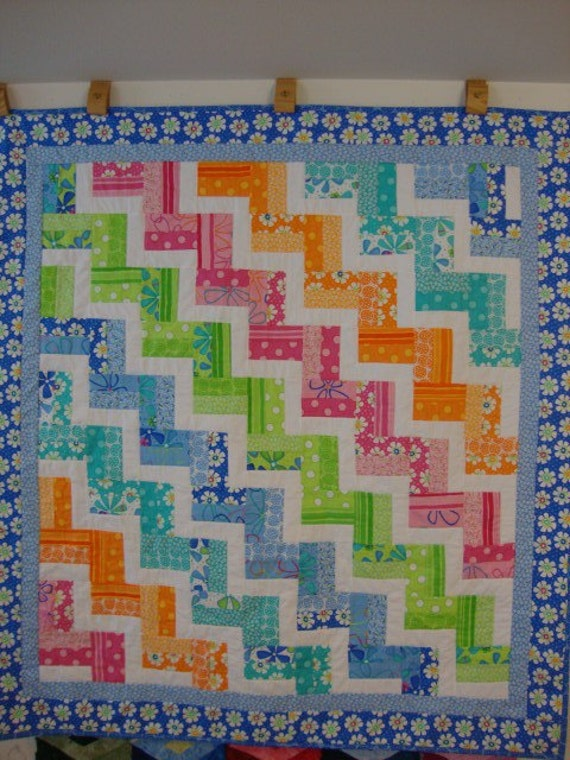 dilly dally lap or baby quilt
