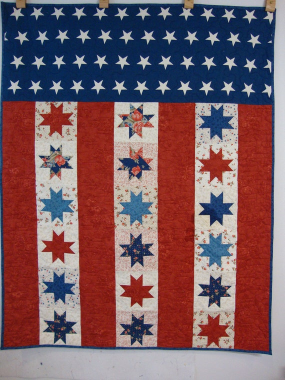 Flag of Valor Wallhanging - reduced