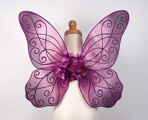 Child fairy wings Perfect for fairy costume wedding flower