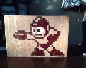 8-bit Cutting Board
