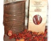 Hips N Sticks Rosehips potpourri Cranberry Cobbler