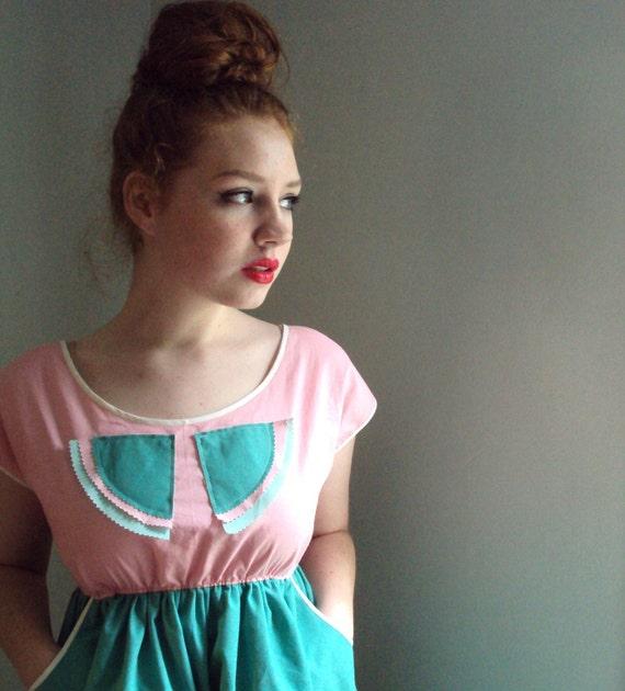 The Taffy Yum Yum Babydoll Cinch Dress RESERVED