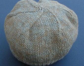 Soft Taupe Skullcap