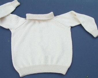 Classic Cowl Raglan Pullover Pattern