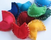 Fortune Cookie Catnip Toys