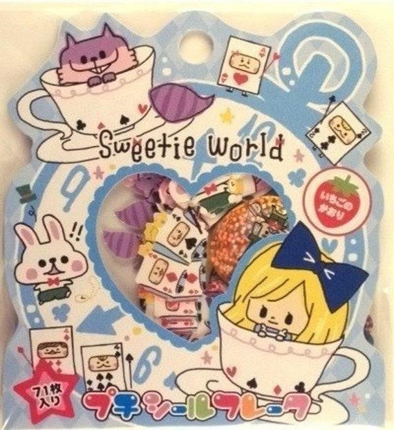 Kamio Japan Sweetie World Sticker Sack