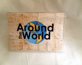 Around the World - Passport Cover