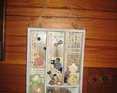 Vintage Sewing Shrine