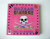 used craft book- bazaar bizarre