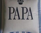 PAPA pillow