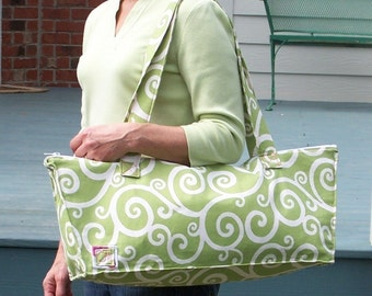 Big Bag with 12 pockets to organize you - Sewing Instructions pdf