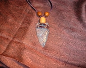 Welsh Witch Artemis Amulet of Determination