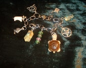 Welsh Witch Crystal Healing Crone Amulet of Maturity