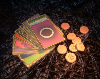 Spirit Seer Tarot and Rune Reading