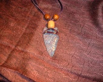 Welsh Witch Artemis Amulet of Determination