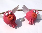 YART SALE  -PIGS DO FLY MOBILE