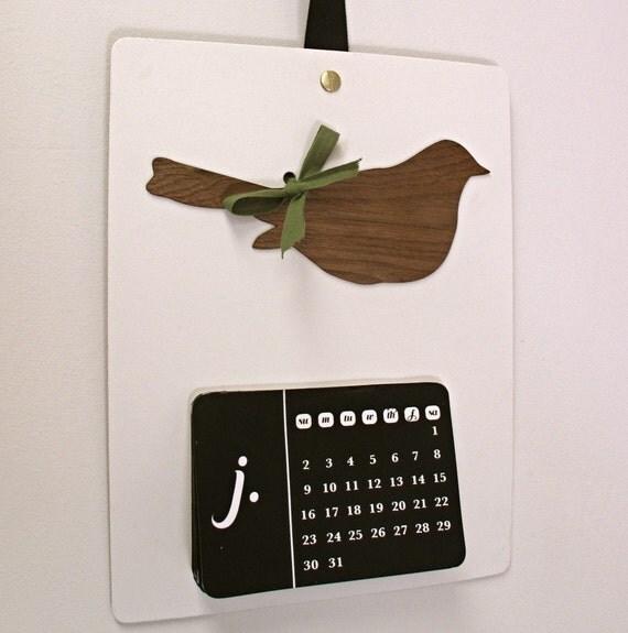 2011 Walnut Bird Calendar
